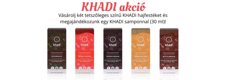 Khadi akció