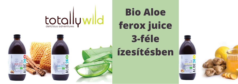 Totally Wild Aloe juice