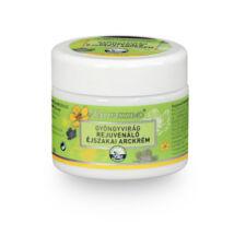 Biola-Naturissimo Gyöngyvirág éjszakai rejuvenáló arckrém (50 ml)