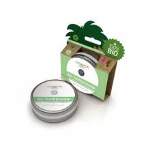 Coconutoil Bio fogpor matcha teával (50 ml)