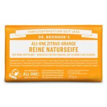 Dr. Bronner's Citrus-narancs szilárd szappan (140 g)