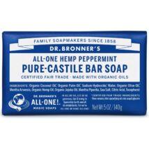 Dr. Bronner's Borsmenta szilárd szappan (140 g)