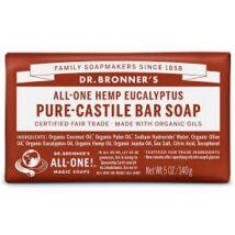 Dr. Bronner's Eukaliptusz szilárd szappan (140 g)