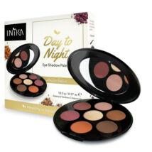 INIKA Day to night szemhéjpúder paletta (1 db)