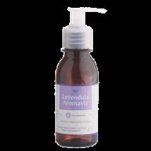 Levendárium Bio levendula aromavíz (pumpás)