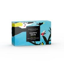 Mádara HAPPY SKIN Spicy Love Test és kéz radír szappan - limitált kiadás (150 g)