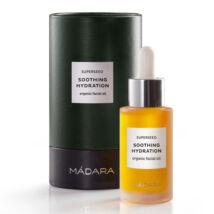Mádara Superseed Nyugtató és hidratáló organikus arcápoló olaj (30 ml)