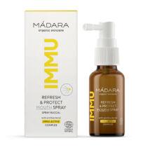 Mádara IMMU Frissítő és védelmet nyújtó szájspray (30 ml)