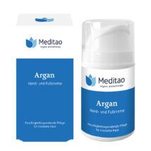 Meditao Argán kéz- és lábkrém (50 ml)