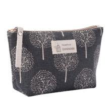 Mooi Kozmetikai táska - szürke fa mintás (1 db)