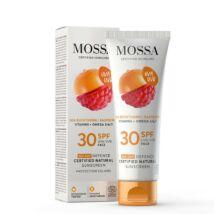 Mossa 365 napos védelem - minősített natúr fényvédő arcra (50 ml)