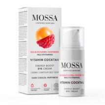 Mossa Vitamin Cocktail energetizáló szemkörnyékápoló krém (15 ml)