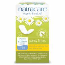 Natracare bio tisztasági betét - mini (30 db)