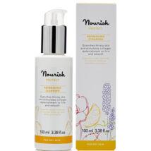 Nourish Protect: Frissítő arctisztító tej - száraz bőrre (100 ml)