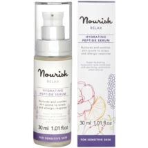 Nourish Relax: Hidratáló peptid szérum - érzékeny, irritált bőrre (30 ml)