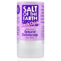 Salt of the Earth Rock Chick kristálydezodor tiniknek (90g)