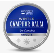 Wooden Spoon Bio téli kámforos balzsam - felnőtteknek (60 ml)