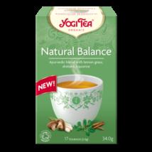 Yogi Természetes egyensúly tea - filteres (17 db)