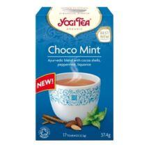 Yogi Csokoládé-menta tea - filteres (17 db)