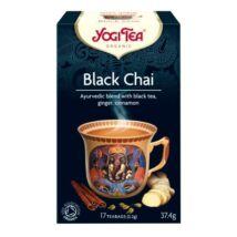 Yogi Fekete chai tea - filteres (17 db)