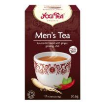 Yogi Férfi tea - filteres (17 db)