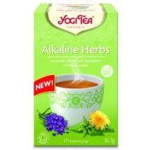 Yogi Lúgosító gyógynövényes tea - filteres (17 db)