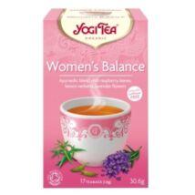 Yogi Női egyensúly tea - filteres (17 db)