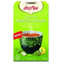 Yogi Zöld matcha citrom tea - filteres (17 db)