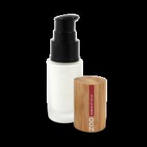 ZAO Sminkelőkészítő alapozó krém white base árnyalatban (30 ml)