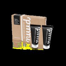 nuud Dezodor Smarter pack Black - okos csomag fekete (2 × 20 ml)