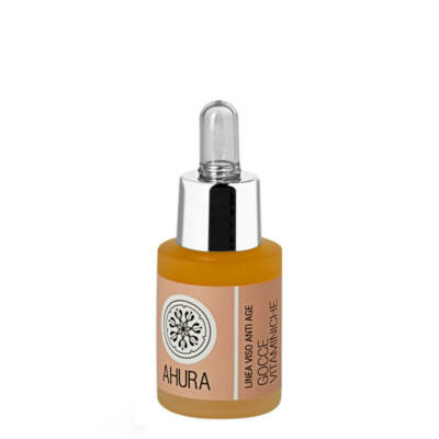 AHURA Vitamincseppek - Anti-aging olajszérum (15 ml)