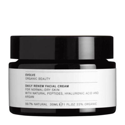 Evolve Beauty Daily Renew Bőrmegújító arckrém