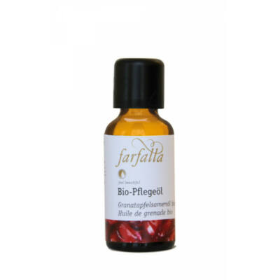 Farfalla Bio gránátalma bőrápoló olaj (30 ml)