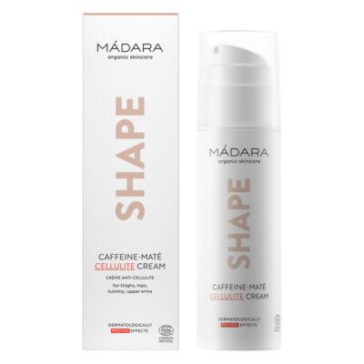 Mádara Shape Caffeine-Maté Cellulit testformáló krém (150 ml)