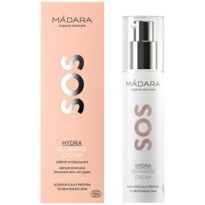 Mádara SOS Hydra regeneráló krém
