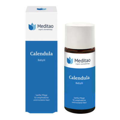 Meditao Calendula babaolaj (50 ml)