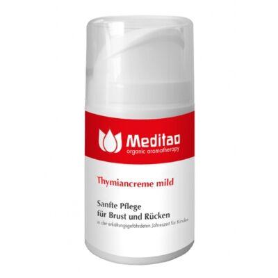 Meditao Kakukkfűkrém enyhe (50 ml)
