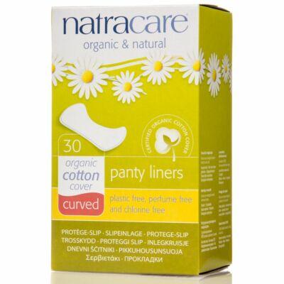 Natracare bio tisztasági betét - ívelt (30 db)
