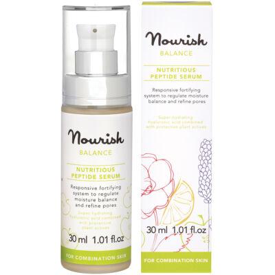 Nourish Balance: Tápláló Peptid szérum - kombinált bőrre