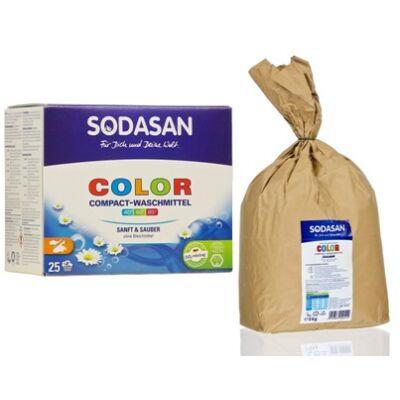 Sodasan Bio kompakt mosópor