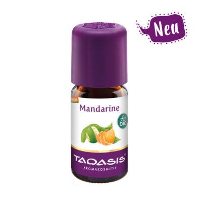 Taoasis Zöld mandarin bio illóolaj (5 ml)