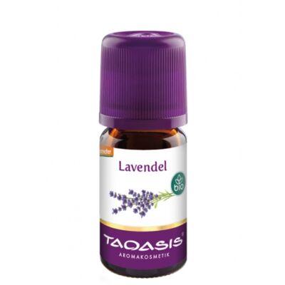Taoasis Levendula bio illóolaj (5 ml)