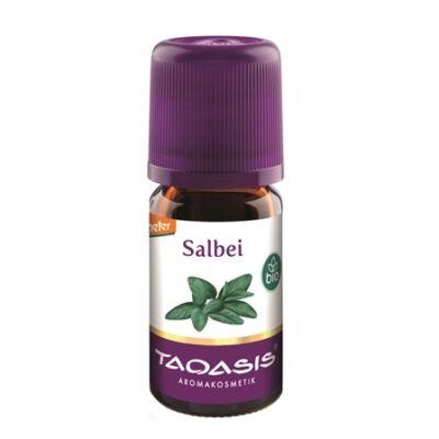 Taoasis Zsálya bio illóolaj (5 ml)
