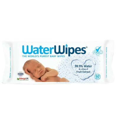 WaterWipes Természetes Baba Törlőkendő (60 db)