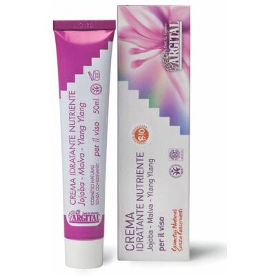 Argital Hidratáló és bőrtápláló arckrém