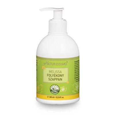 Biola-Naturissimo Melissa folyékony szappan