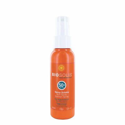 Biosolis Napvédő krémspray SPF50+(100 ml)
