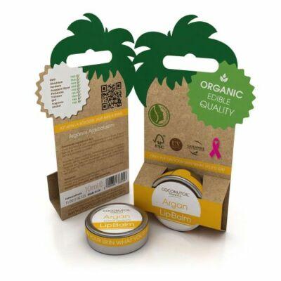 Coconutoil Ajakápoló argán