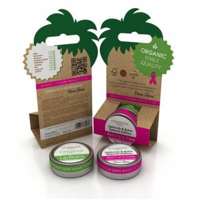 Coconutoil Ajakradír és ajakápoló-balzsam