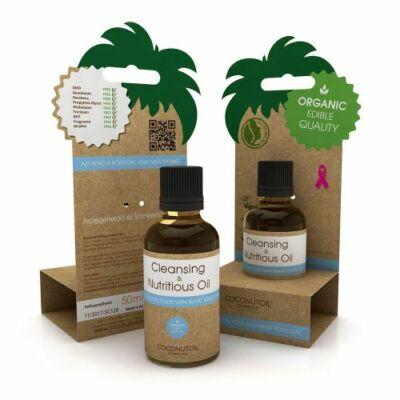 Coconutoil Arcregeneráló - sminklemosó olaj
